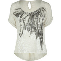 DESTINED Feathers Womens Lace Back Top 196570426 | tops | Tillys.com