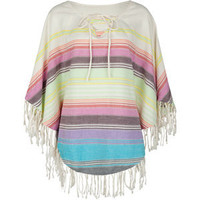 BILLABONG Boho Goddess Womens Poncho 193401957 | tops | Tillys.com