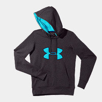 Under Armour Women's Armour® Fleece Storm Big Logo Hoodie