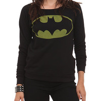 DC Comics Batman Girls Pullover Sweatshirt | Hot Topic