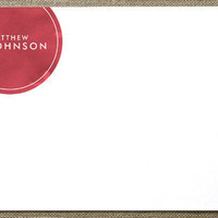 Gallery Director Business Stationery Cards by Andr... at Minted.com
