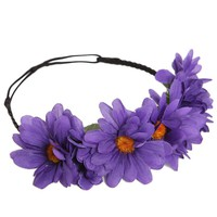 Purple Haze Headband - Accessories | GYPSY WARRIOR