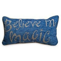 Disney Parks Pillow - ''Believe in Magic'' | Disney Store