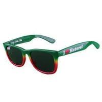 DGK Haters Rasta Shades Girls Sunglasses