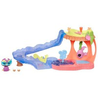 Littlest Pet Shop Slide and Dive Playset