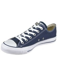 Converse Chuck Taylor All Star (M9697) Low Navy Shoes, Size: 5.5 Mens / 7.5 Womens:Amazon:Shoes