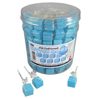 Cube Lollipops - Cotton Candy: 100-Piece Tub | CandyWarehouse.com Online Candy Store