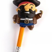 Peg Leg Pirate Sharpener