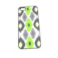 iPhone 5 Case Neon Gray iKat Ships from USA