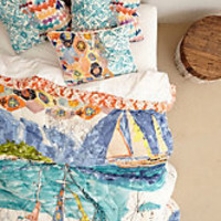 Port of Call Quilt