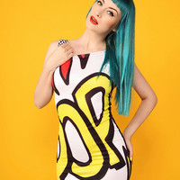 The POP dress