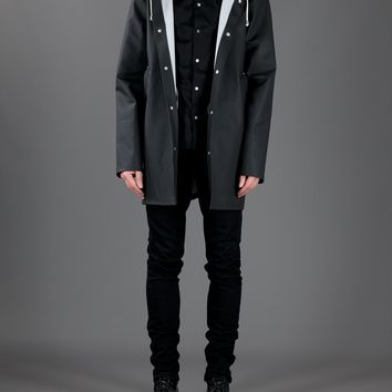 Stutterheim 'stockholm' Raincoat - Voo - Farfetch.com