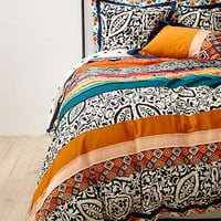 Florence Duvet by Anthropologie Multi