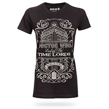 Time Lords Vintage Ladies' Tee