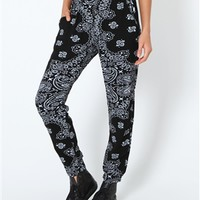 FOX BANDANA BEACH PANT | Pants + Leggings | Clothing | Womens | General Pants Online