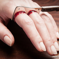 Cleaver Ring by raulsouza on Etsy