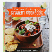 Urban Outfitters - The Really Hungry Student Cookbook By Ryland Peters & Small