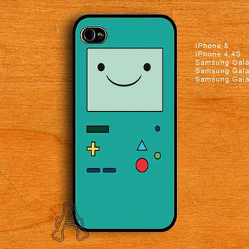 Adventure Time BMO-IPhone 4 / 4S / 5 Case-Samsung Galaxy S2 / S3 / S4 Case-AA25072013-15