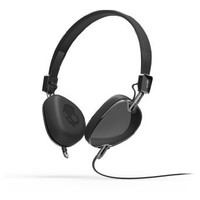 Skullcandy S5AVDM-161 Navigator Headphones with Mic, Black