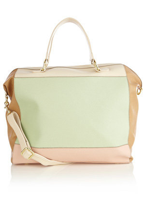 Oasis Shop | Multi Ice Cream Holdall Bag | Womens Fashion Clothing | Oasis Stores UK