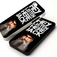 Duck Dynasty iPhone 5 Case, iPhone 4 4s Case, Samsung Galaxy S3 I9300 Case, Samsung Galaxy S4 I9500 Case, BlackBerry Z10 Case (Leave us a message, which you choose)