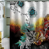DENY Designs Home Accessories | Iveta Abolina Frozen Dreams Shower Curtain