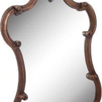 Vintage Italian Mirror with Gold Frame - One Kings Lane - Vintage & Market Finds - Wall Decor