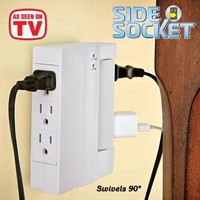 Side Socket™ @ Fresh Finds