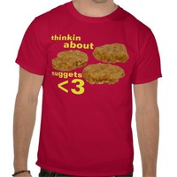 nuggets tees from Zazzle.com