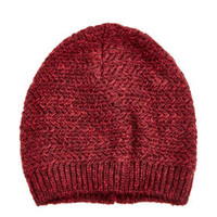 Zig Zag Beanie - Hats  - Bags & Accessories