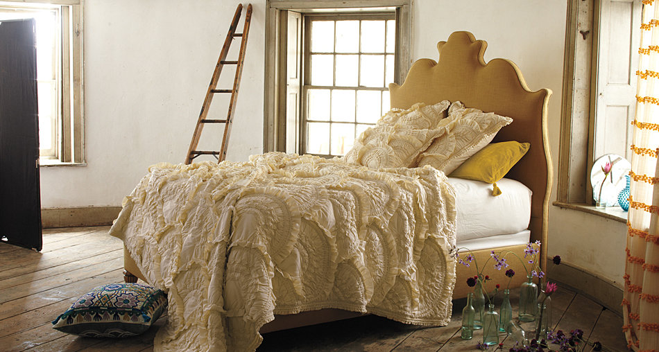 Style By Room: Bedroom - Bedroom - From Anthropologie