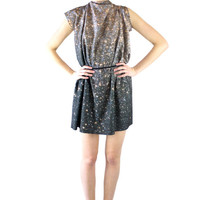 Stardust Ombre Spandex Dress by Shadowplaynyc on Etsy