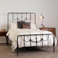 Amelia Queen Bed - Beds - Bedroom