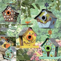 Bird Houses & Feeders @ Fresh Finds