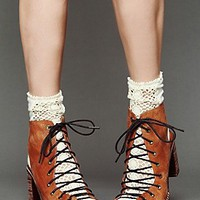Daisy Lane Ankle Sock at Free People Clothing Boutique