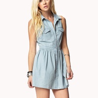 Meadow Chambray Dress