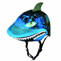 Raskullz Shark Attax Helmet - Ages 5+