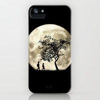 Full Moon iPhone & iPod Case by Phil Perkins