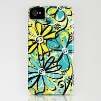 Feeling Groovy... iPhone Case by Lisa Argyropoulos | Society6