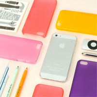 Colorful Hard Shell iPhone 5 Case