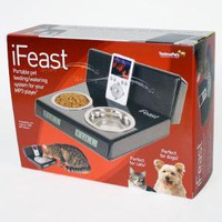Onion Store > iFeast Pet-Feeding & MP3 Station Gift Box