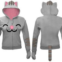 Amazon.com: The Big Bang Theory Soft Kitty Juniors Hoodie: Penny Lane Gifts