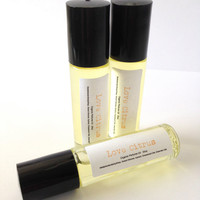 Love Citrus Perfume Oil, Vegan, Organic
