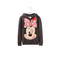 MINNIE SWEATSHIRT - Jogging - Girl - New collection | ZARA United States