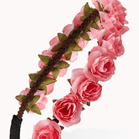 Rosebud Flower Crown