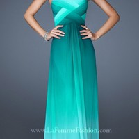 La Femme 18525 Dress - In Stock - $398