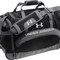 Under Armour PTH® Victory Small Team Duffel Bag One Size Fits All Black