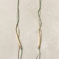Celadon Shapes Necklace - Anthropologie.com