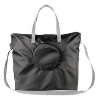 Square and Round Carry-on Tote Bags