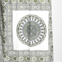 Urban Outfitters - Magical Thinking Temple Medallion Shower Curtain